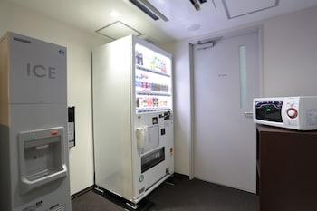 HANEDA ANAMORI INARI-STATION Vending Machine