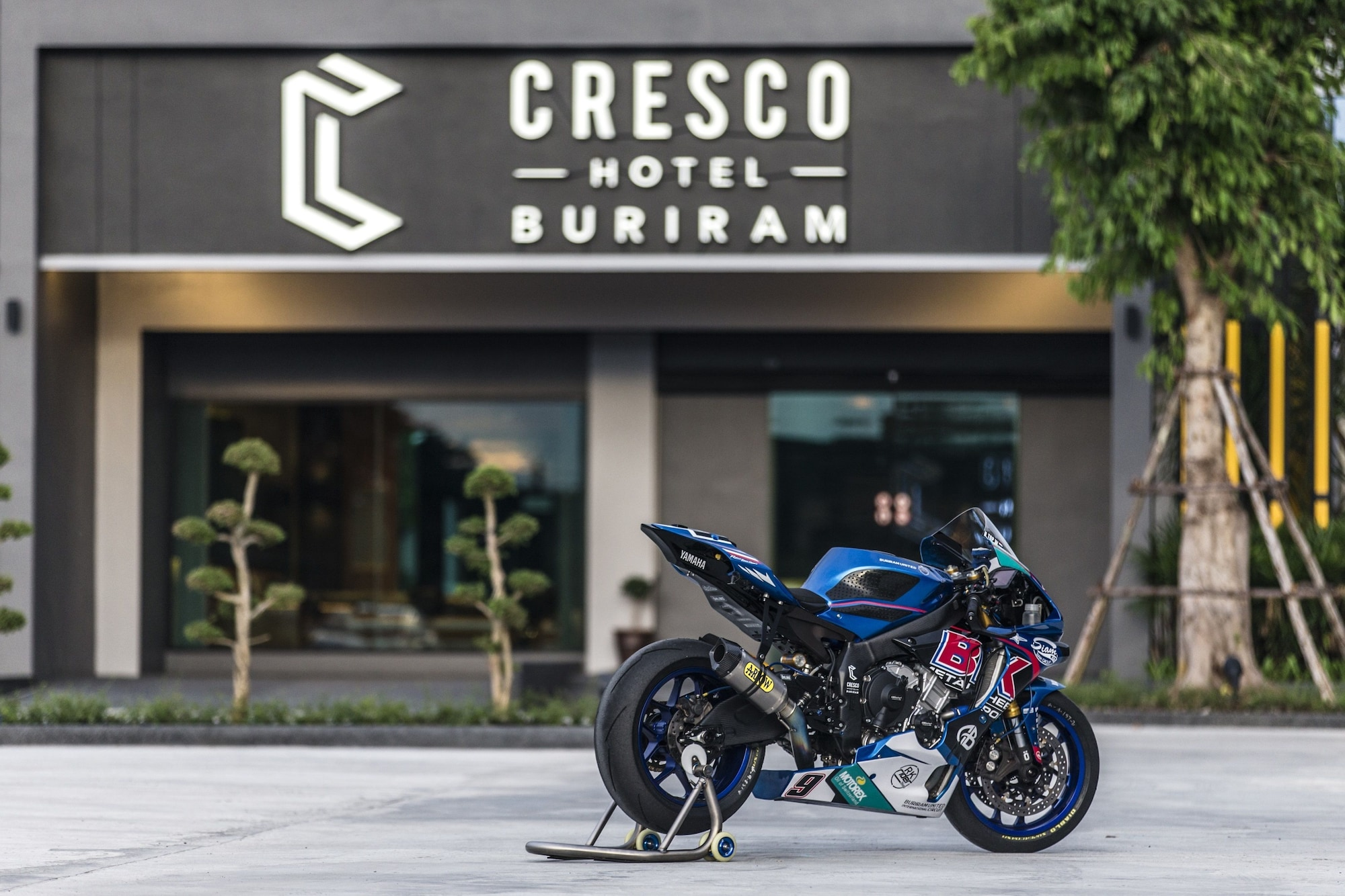 Cresco Hotel Buriram, Muang Buri Ram
