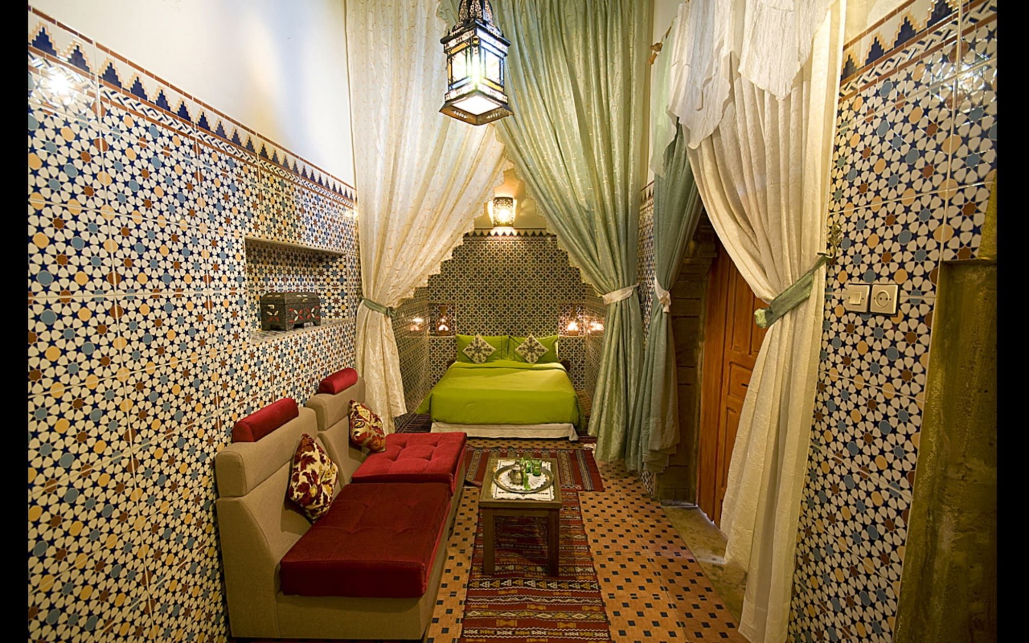 Riad Dar Jabador, Rabat