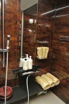 YADOYA KYOTO-SHIMOGAMO Bathroom
