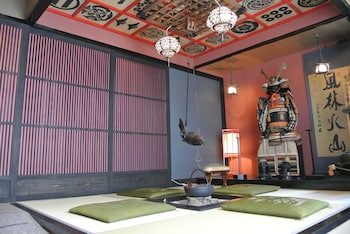 YADOYA KYOTO-SHIMOGAMO In-Room Dining