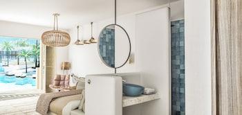 Stella Island Luxury resort & Spa - Adults Only - Bathroom Sink  - #0