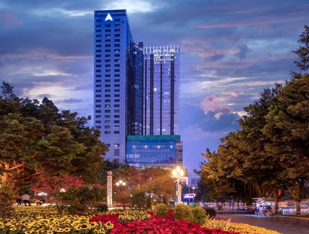 Hotel Yimi MIX International Apartment Beijing Road Branch