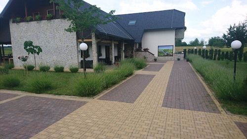 Villa Stone, Plitvička Jezera