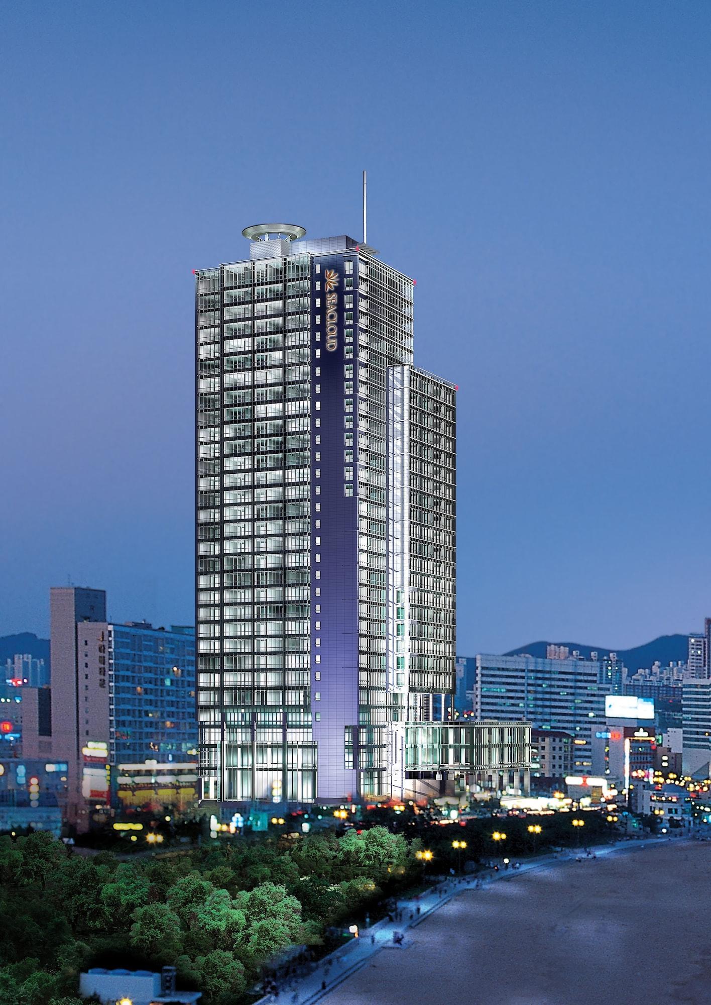 Kolon Seacloud Hotel, Haeundae