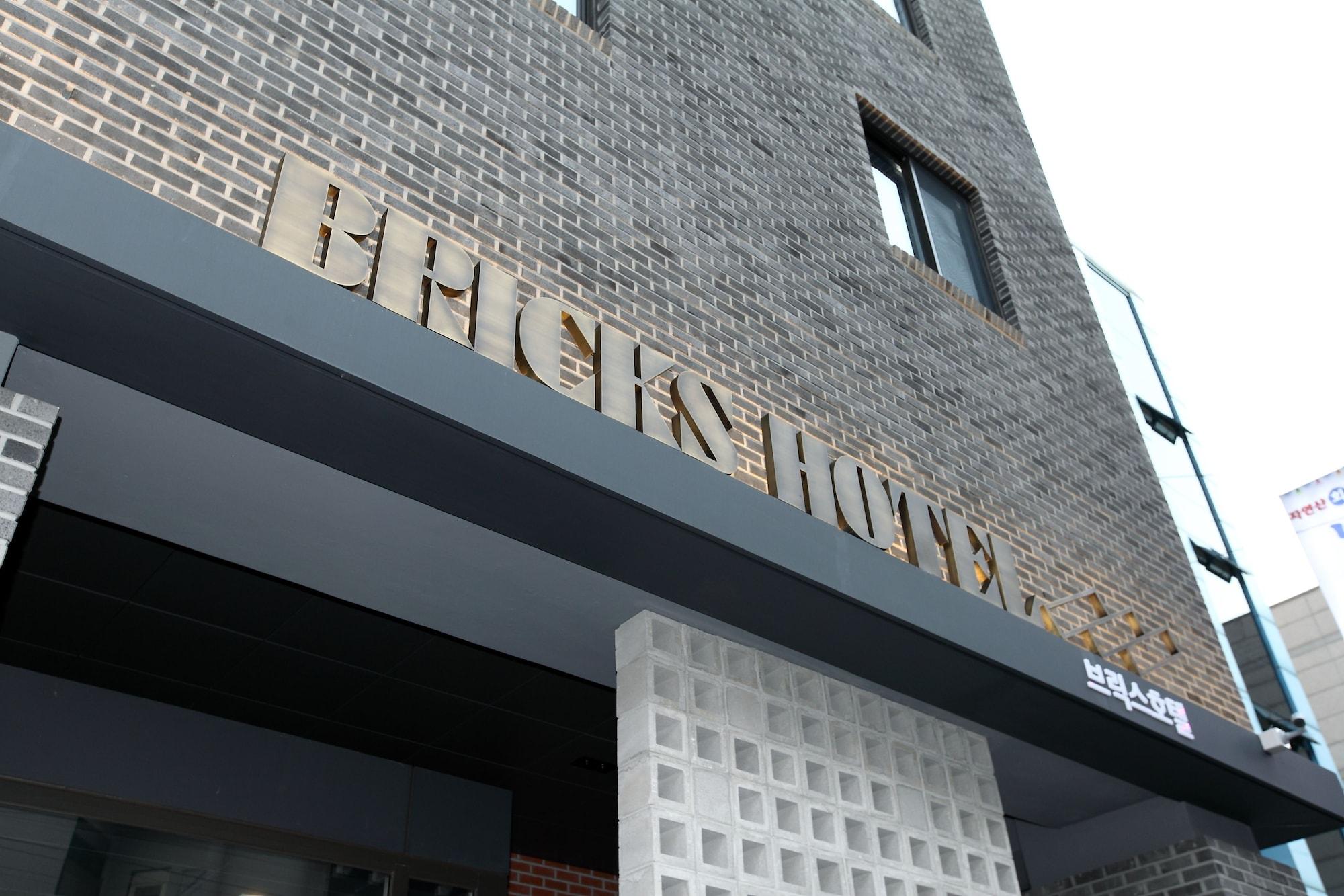 Bricks Hotel, Eun-pyeong