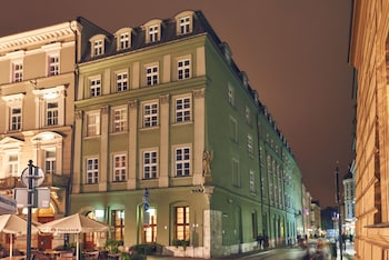 Imperial Hotel - Hotel Front - Evening/Night  - #0