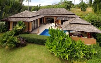 Deluxe Villa, 2 Bedrooms, Private Pool, Partial Ocean View