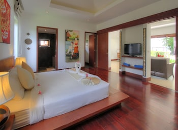 Deluxe Villa, 1 King Bed, Sea View, Sea Facing