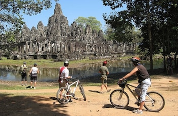 Grand Bayon Siem Reap Hotel - Bicycling  - #0