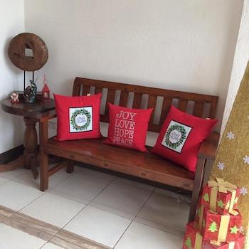 HIGHWAY TO H INN - DANAO Lobby Sitting Area