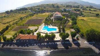 Aphrodite Hotel - Aerial View  - #0