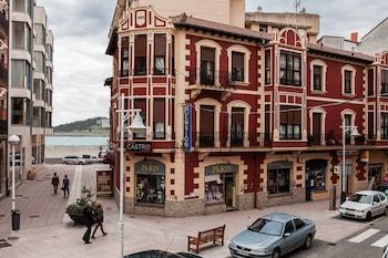 Hosteria Villa de Castro - Hotel Front  - #0