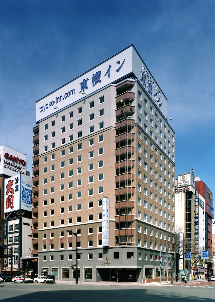 東横イン札幌すすきの交差点