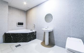 Dove Hotel Ulsan - Bathroom  - #0