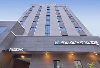マドリード ホテル光州 (Madrid Hotel Gwangju)