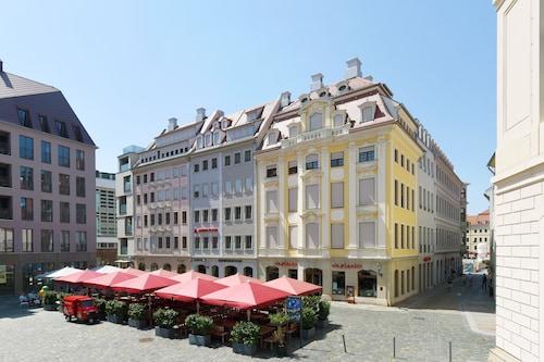 Drezno - Amedia Plaza Dresden - z Gdańska, 16 kwietnia 2021, 3 noce