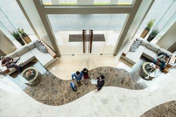 Ashley Hotel Jakarta - Lobby