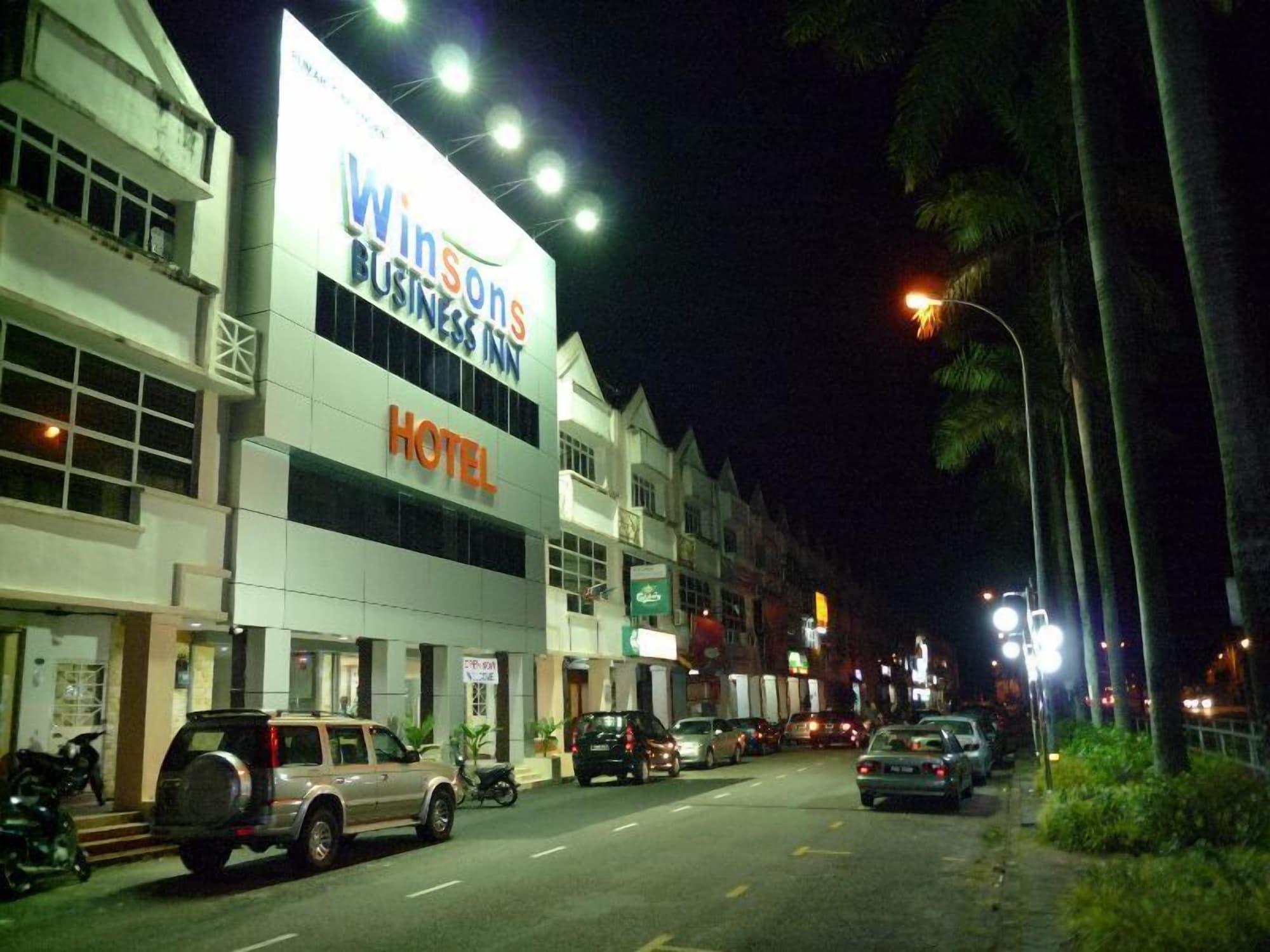 Winsons Business Inn, Seberang Perai Tengah