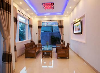 Quynh Long Homestay - Lobby Sitting Area  - #0