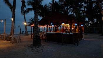 LA PLAYA ESTRELLA BEACH RESORT Bar