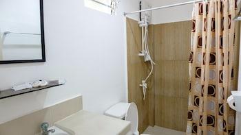 LA PLAYA ESTRELLA BEACH RESORT Bathroom