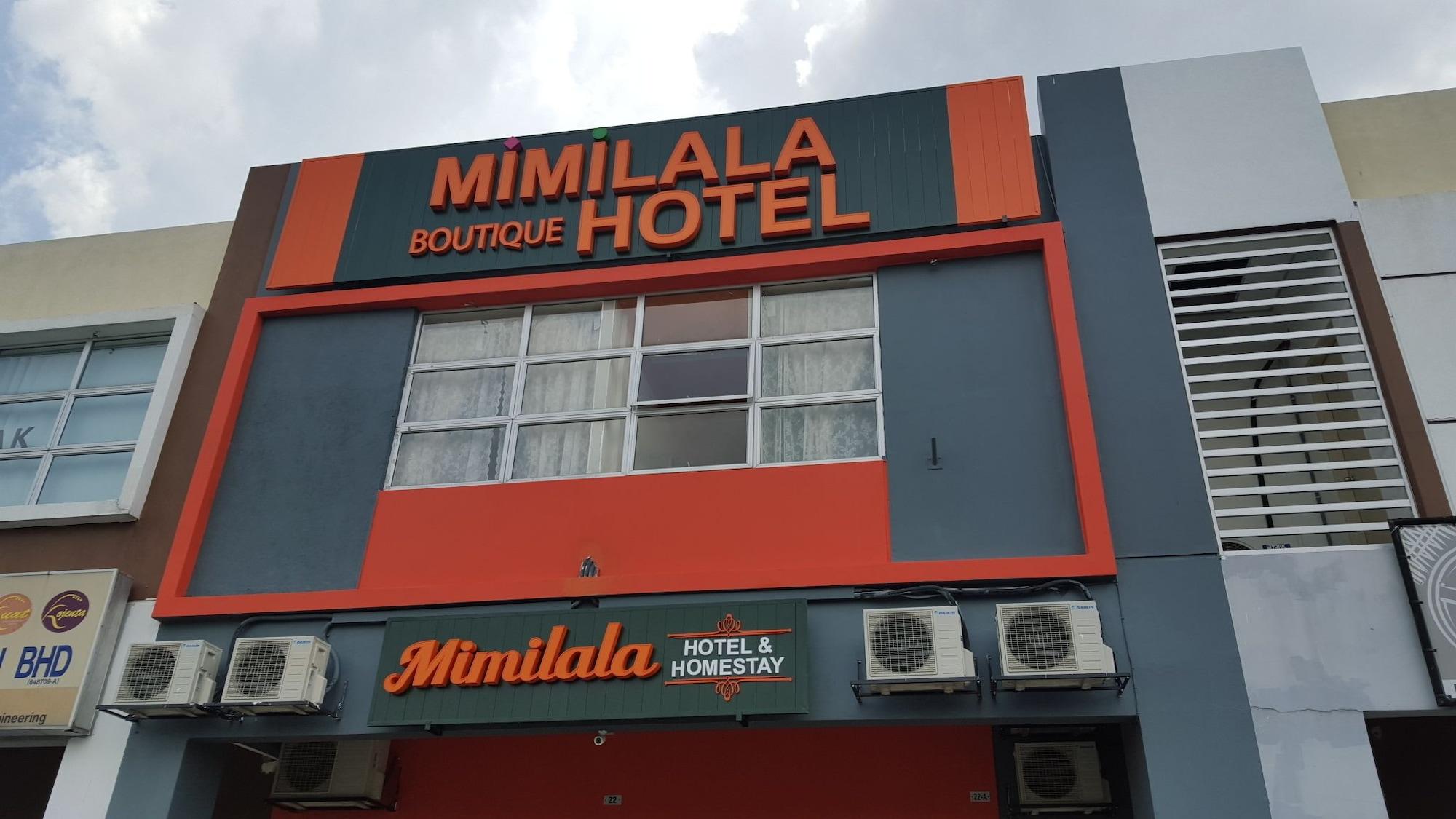 Mimilala Boutique Hotel, Klang