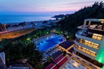 Alara Kum Hotel - All Inclusive - Aerial View  - #0
