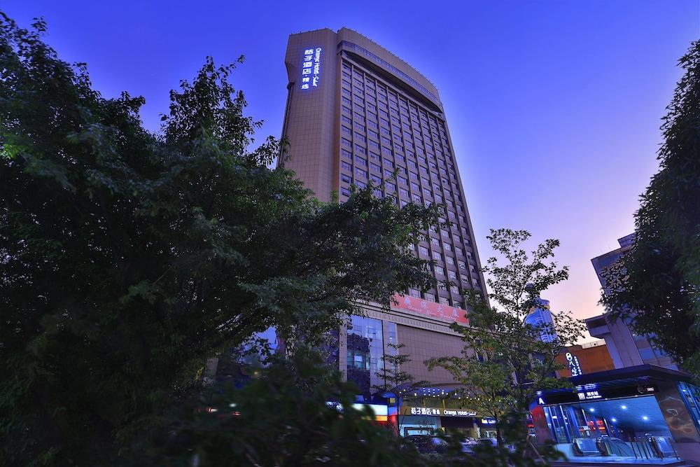 オレンジ ホテル セレクト羅湖深セン