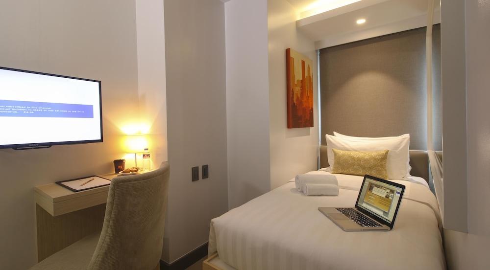 Hotel The Mini Suites - Eton Tower Makati