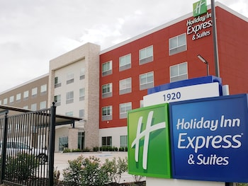 休士頓 IAH - 環城公路 8 號智選假日套房飯店 - IHG 飯店 Holiday Inn Express & Suites Houston IAH - Beltway 8, an IHG Hotel