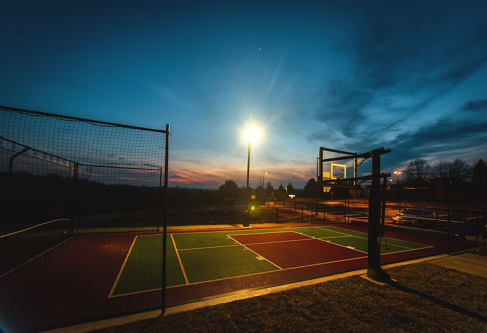 Tennis and Basketball Courts 21 of 57