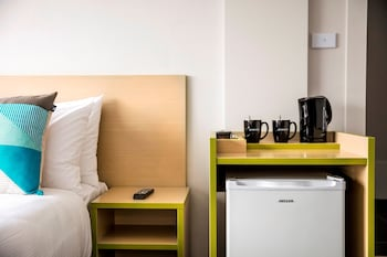 Guestroom at Nightcap at Caringbah Hotel in Caringbah