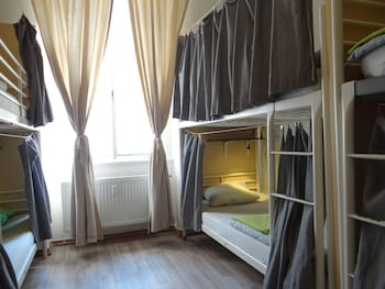 Room, Shared Bathroom (Bed in 8-Bed Female Dormitory Room)
