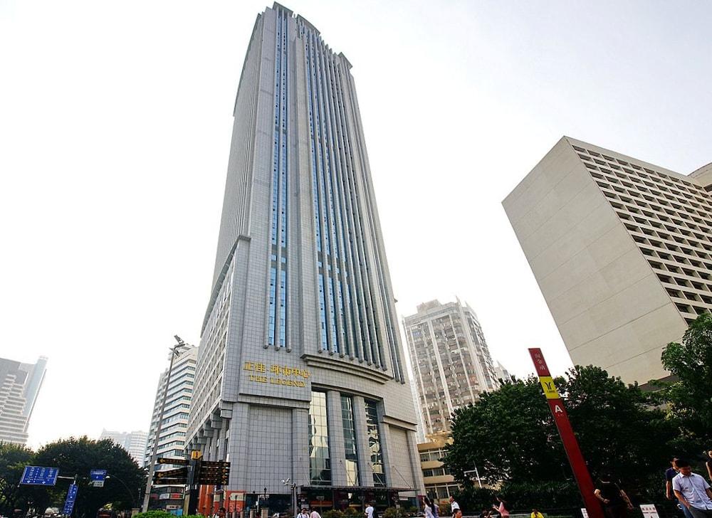 グランド イースタン インターナショナル アパートメント (広州正佳東方国際公寓)