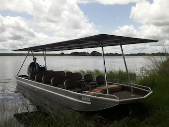 The Big 5 Chobe Lodge - Property Grounds  - #0