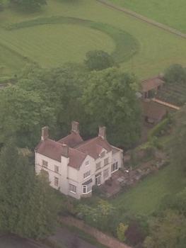 Blaisdon House B&B - Aerial View  - #0