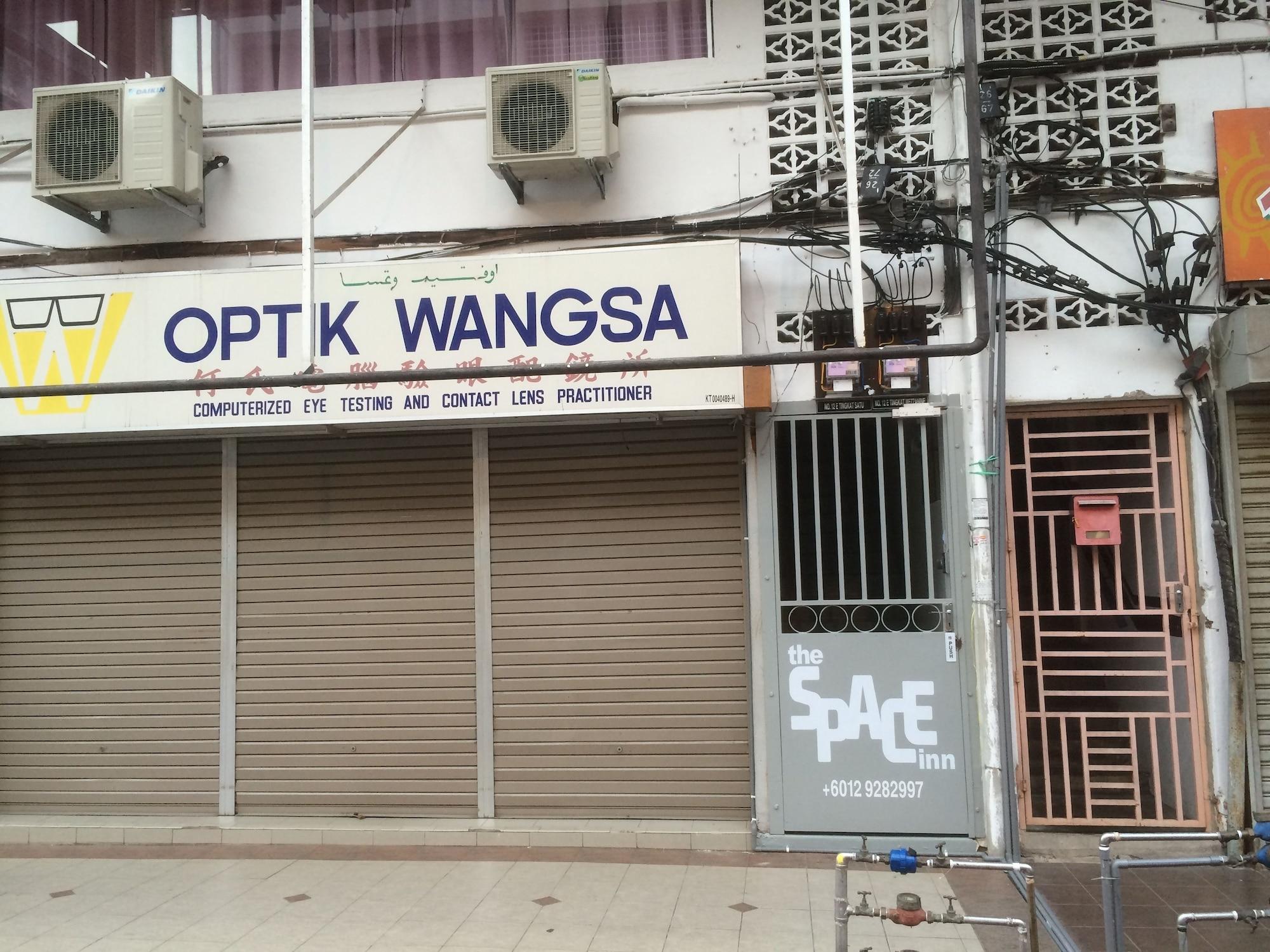The Space Inn - Hostel, Kuala Terengganu