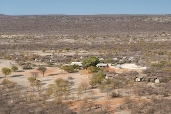 Anderssons Camp - Aerial View  - #0