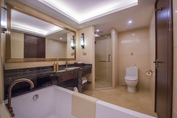 Guilin Tailian Hotel - Bathroom  - #0