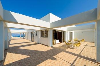 Mike & Lenos Tsoukkas Luxury Apartments - Terrace/Patio  - #0