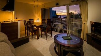 United Resort Ocean Front Onna - Living Room  - #0