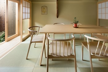 YADORU KYOTO HANARE ANENISHI-AN In-Room Dining