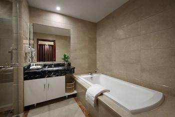 Shenzhen Hong Li Lai Hotel - Bathroom  - #0