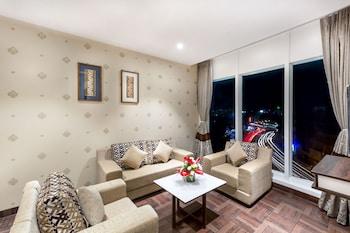 The Lotus Hotel Sameera - Living Room  - #0