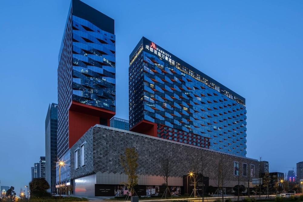 成都マリオット・ホテル・ファイナンシャル・センター (成都首座万豪酒店)