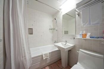 Hotel Prime Changwon - Bathroom  - #0