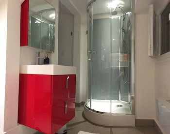 Studio Villa Anglaise - Bathroom  - #0