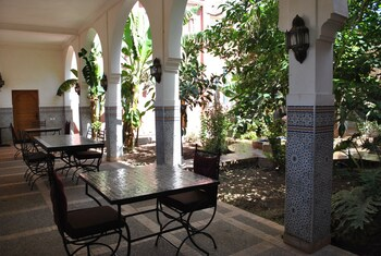 Riad Les Songes de Nathalie - Outdoor Dining  - #0