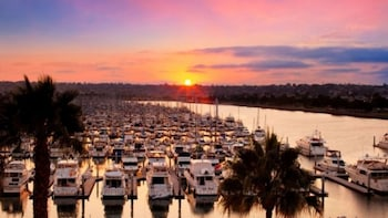 San Diego Bay Houseboat photo